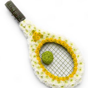 Tennis Racket Tribute